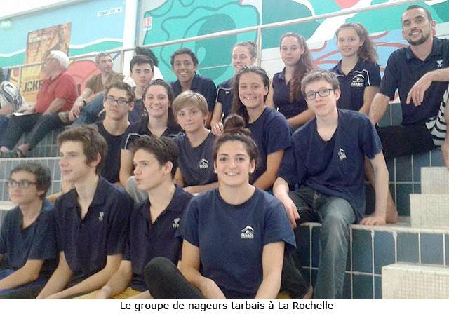 Le tarbes nautic club cumule les finales et podiums la for Piscine paul boyrie tarbes