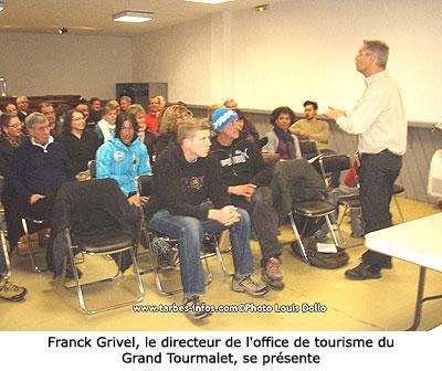 La saison d hiver s ouvre le nouvel office de tourisme du - Office du tourisme bagneres de bigorre ...